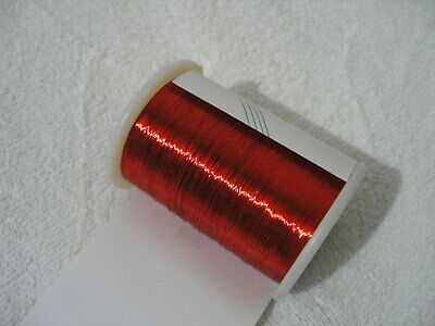 30 AWG HPN RED MAGNET WIRE .51 lbs - MWS Industries