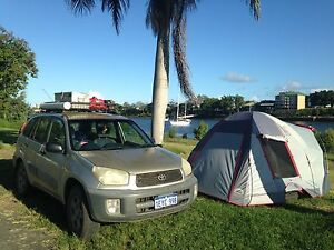 TOYOTA RAV4 Backpacker car for sale! Bundaberg Central Bundaberg City Preview