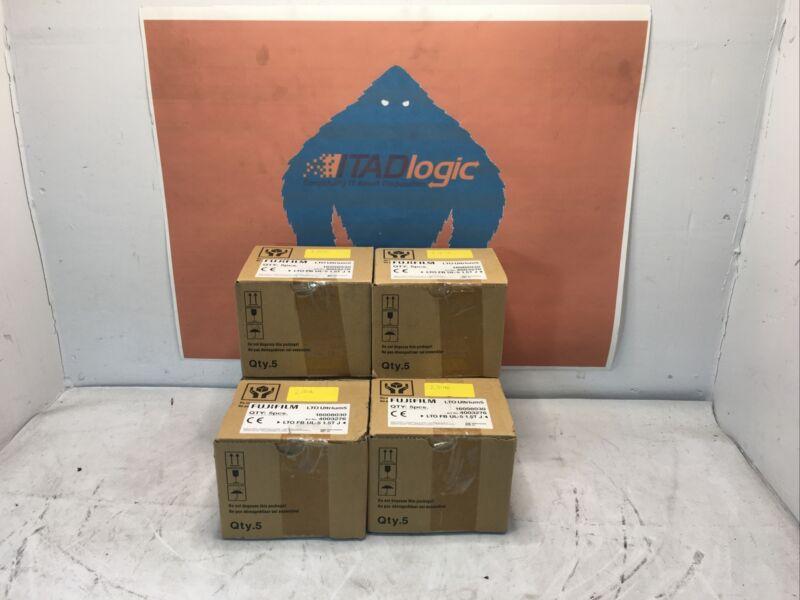 FUJI 16008030 ULTRIUM-5 LTO-5 Backup Tape Cartridge (30 Pack) Brand New Sealed