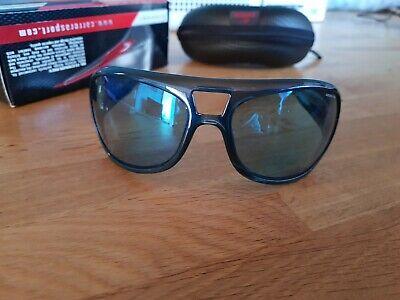 Sonnenbrille Carrera 803035 blau mit OVP - wie Neu!