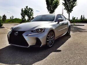 Lexus IS 300 F-Sport AWD Lease Takeover