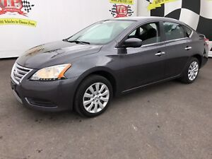 2015 Nissan Sentra S, Automatic, Power Group, Bluetooth,