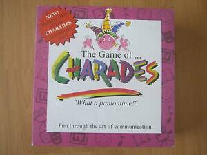 THE GAME OF CHARADES  (SAME AS THIS GAME BUT NEW) Brighton Bayside Area Preview
