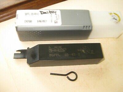 Iscar  Tool Holder Self Grip Sgffl 25-45-2