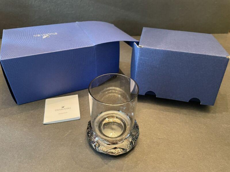 Swarovski ALLURE CandleHolder, Silver Tea Light 5235862 New in box