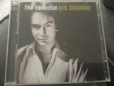 NEIL DIAMOND BEST OF 2CD CAROLINE I AM SONG SUNG CRACKLIN AMERICA ROCKS