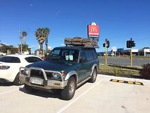 1999 Mitsubishi Pajero-Rooftoptent 3.5l WARego Perth Northern Midlands Preview