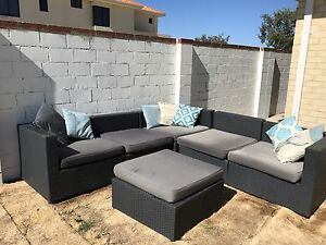 Rattan wicker outdoor furniture chair Wannanup Mandurah Area Preview