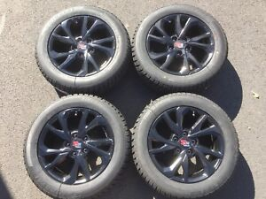 4 Pneus d'hiver et mags neufs - 4 Winter tires and mags new
