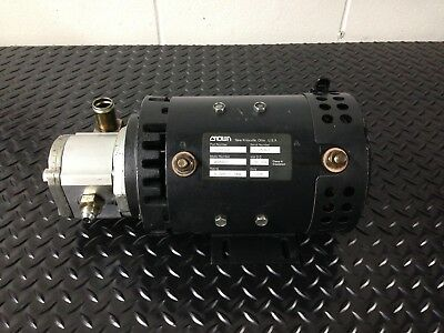 Crown 020113 Reach Truck Forklift Hydraulic Pump With Motor 36vdc