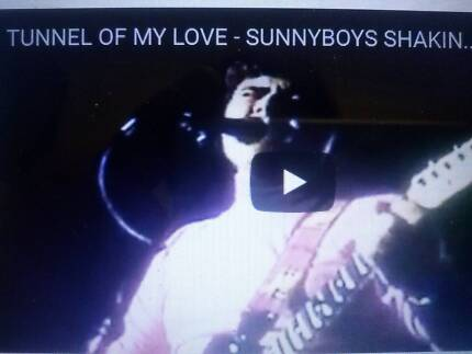 SUNNYBOYS SHAKIN - Perform TUNNEL OF MY LOVE -Touring in 2018