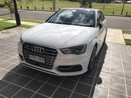 Audi S3 MY 2015