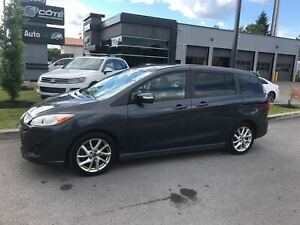 2014 Mazda Mazda5 GT 6 PLACES BLUETOOTH S CHAUFFANTS