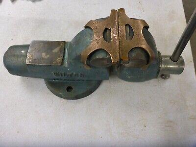 Wilton 300n Machinist Round Channel Bench Vise 3in