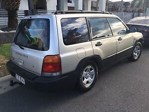 2000 SUBARU FORESTER **6 MONTH REGO & RWC** Helensvale Gold Coast North Preview
