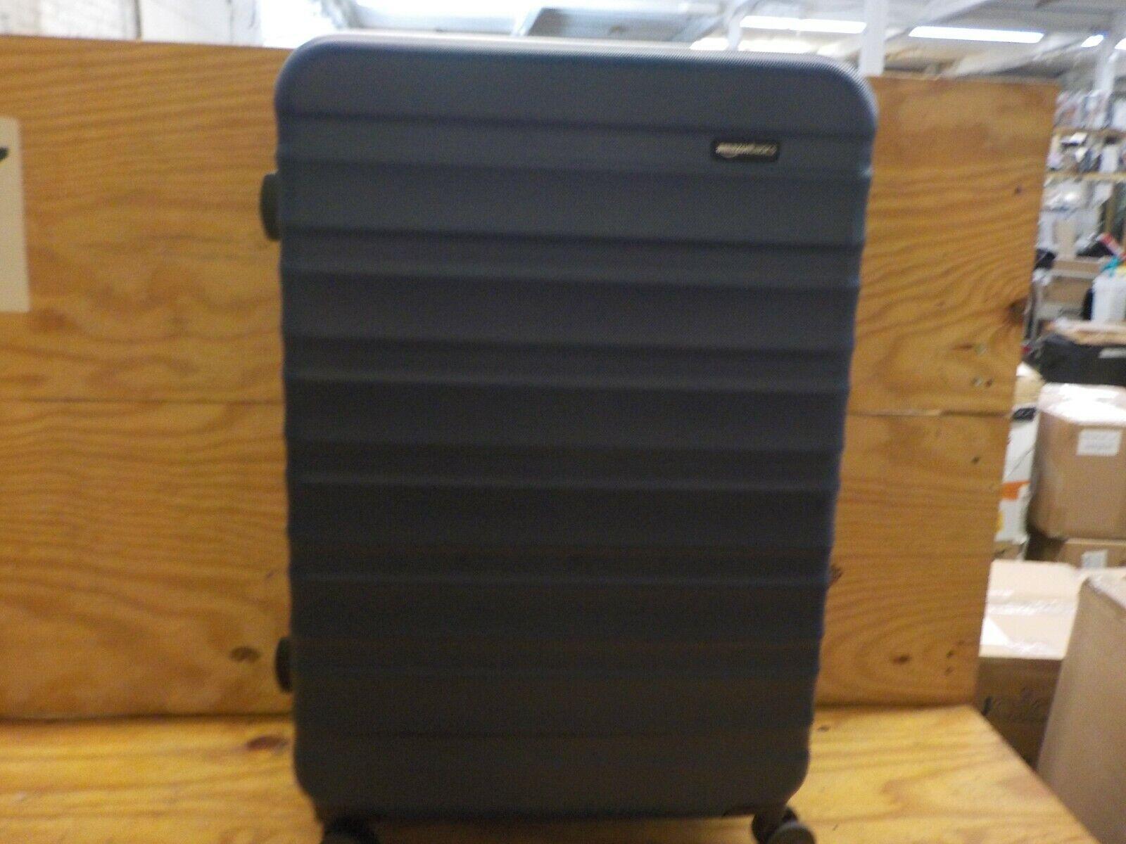 hardside spinner carry on expandable suitcase luggage