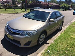 Toyota Camry hybrid 2012 South Wentworthville Parramatta Area Preview