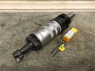 Kennametal 10-87mm Romicron Fine Boring Head - Cat40 - Kr50svu56109m