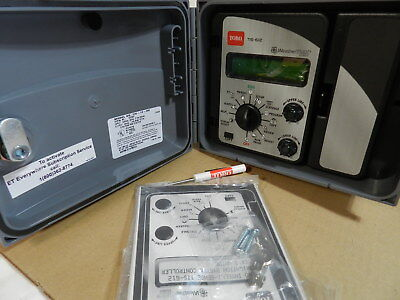 TORO Intelli-Sense Series SPRINKLER CONTROLLER TIS-12-OD  WeatherTrak
