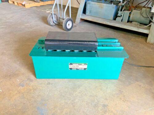 Used Lockformer Flagler Junior Portable 22 Gauge Pittsburgh Machine with Drives