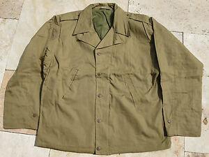 US Army M41 Vintage EM Field jacket Size 42-M/L WWII WW2 Paratrooper USMC