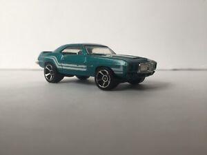 Hot wheels '69 pontiac firebird t/a