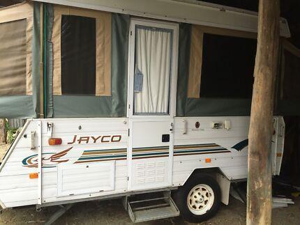 Jayco Dove 2004
