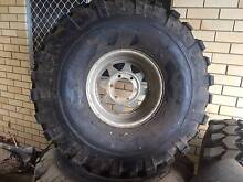 Interco super swampers 15/39.5-15LT sunraysia's rims brand new X4 Mansfield Brisbane South East Preview