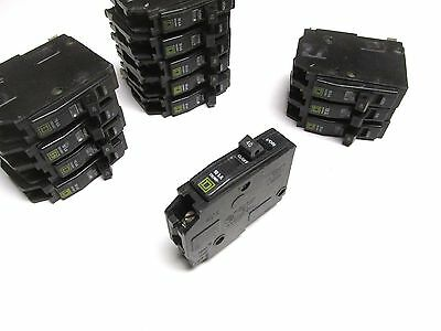 New Square D 40a 1p Plug-in Circuit Breaker Cat Qo140 ... Ua-14