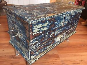 """Tradesmen Chest - 17"""" tall 27"""" long and 12"""" wide"""