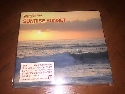 GRAND GALLERY Presents CD Sunrise Sunset NEW made in - Grand Gallery Presents