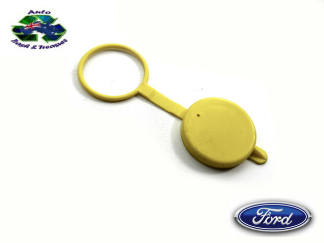 """GENUINE FORD """"CAP"""" - WASHER BOTTLE XD XE XF FALCON 79 > 86 NOS E9JY17632A NEW"""