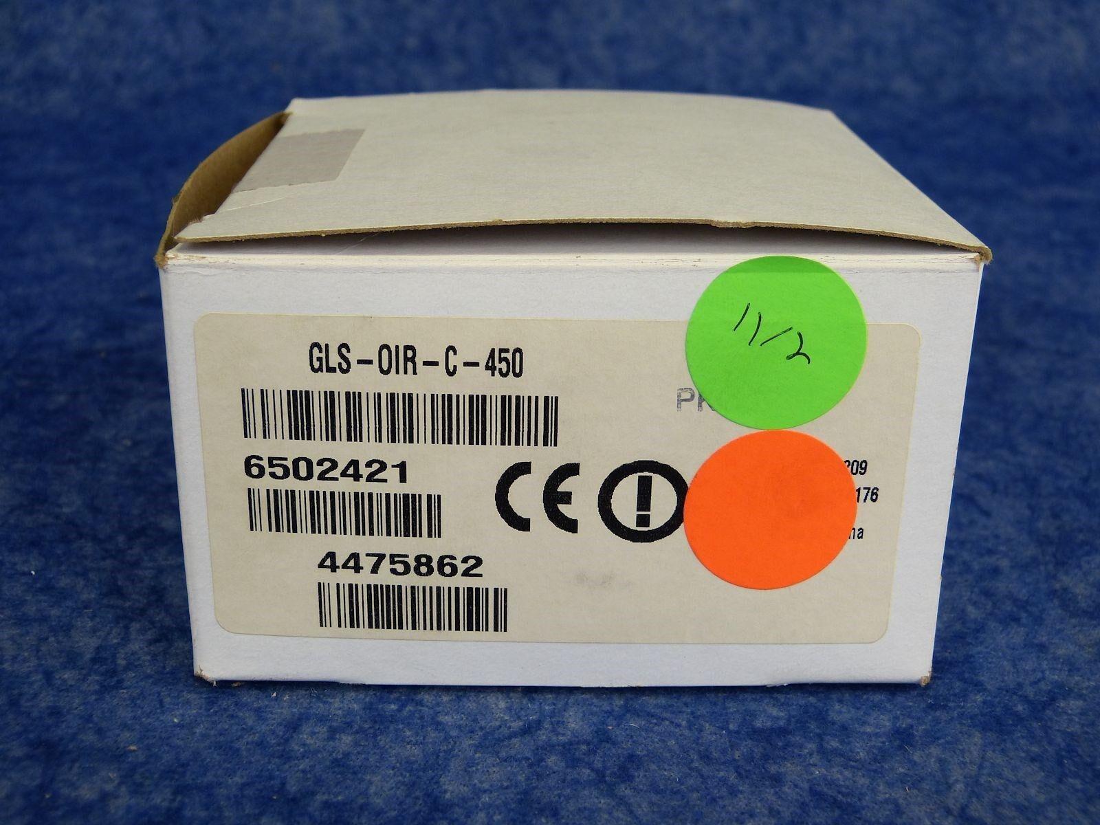 NEW Crestron GLS-OIR-C-450 IR Room 450sq/ft Occupancy Sensor Green Light