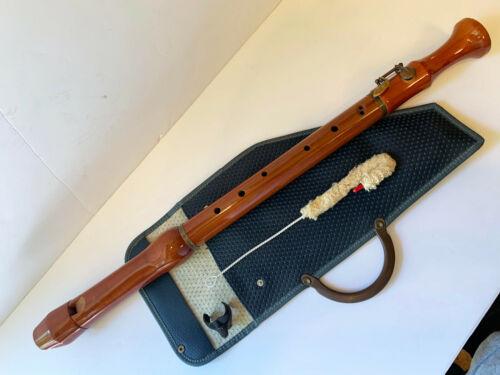 Schreiber Sonata Recorder - Made In Germany  EXCELLENT CONDITION Vintage