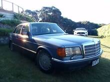 1990 Mercedes-Benz 420 SEL, SERVICE BOOKS, IMMACULATE ,RWC, MINT Ashwood Monash Area Preview