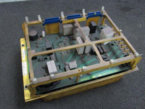 Fanuc A06b-6064-h313#h550 Ac Spindle Servo Unit