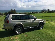 2002 Mitsubishi Challenger, 4WD - Bargain as leaving country! Cottesloe Cottesloe Area Preview