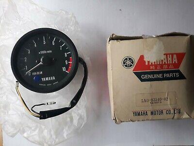 GENUINE <em>YAMAHA</em> REV COUNTER TACHOMETER 1A0 83540 02 RD250 RD400 76 78