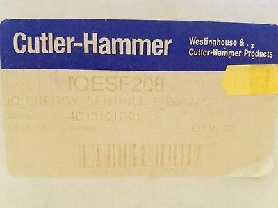 Cutler Hammer Iqesf208 Iq Energy Sentinel F Frame 208V 4D13101g01 Factory Sealed