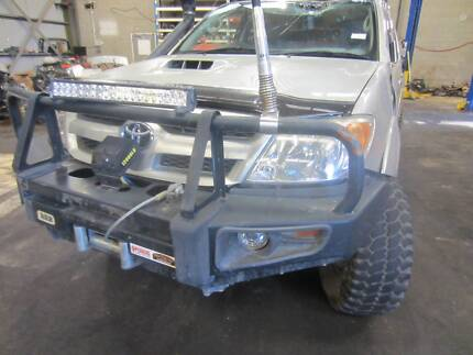 Wrecking Hilux 2008 4x4