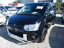 2008 Mitsubishi Delica 2,4L 4WD (5841) D:5 Chamonix Edition Moorabbin Kingston Area Preview