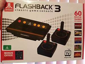 Atari Flashback 3 Console Tuncurry Great Lakes Area Preview