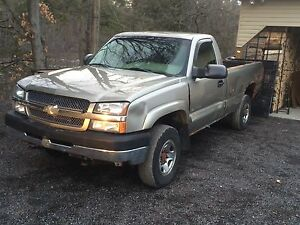 PART OUT 2003 /01 CHEVROLET 2500HD