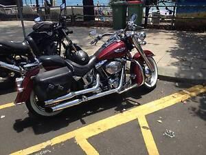2005 Harley Davidson Softail Deluxe Maroochydore Maroochydore Area Preview