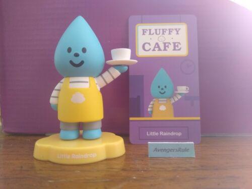 Pop Mart Fluffy House Fluffy Cafe Mini Figure Little Raindrop