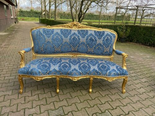 Antique French Louis XVI Sofa/Loveseat/Settee 1900