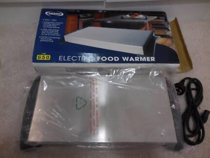 New Electric Food Warmer