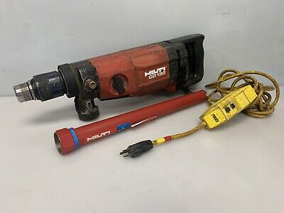 Hilti Dd-130 Handheld Core Drill High End Diamond Core Bit Dd-b 1 12x16 Lcs