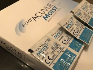 Contacts Acuvue Moist -3.25