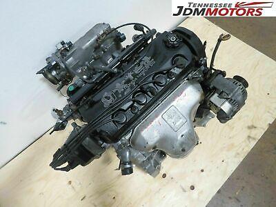 98 99 00 01 02 HONDA ACCORD ENGINE 2.3L SOHC 4 CYLINDER VTEC JDM F23A MOTOR